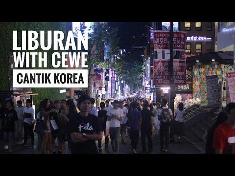 Korea Vlog-Liburan di myeongdong,dongdaemun seoul korea