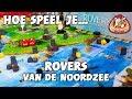 Hoe Speel Je... Rovers Van De Noordzee - White Goblin Games #whitegoblingames