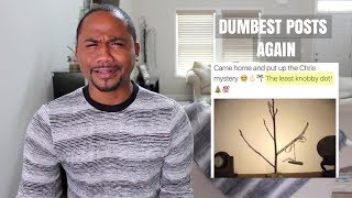 Dumbest Fails #75 | More Stupid Posts From The Internet | Alonzo Lerone