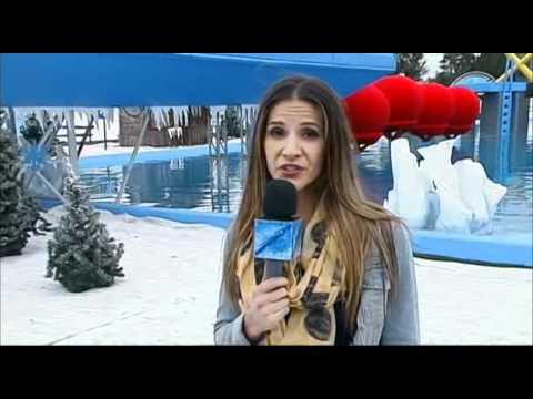 Winter Wipeout - Series 1 Episode 1