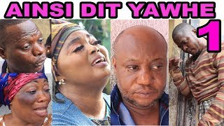 AINSI DIT YAWHE EP.1 théâtre congolais avec modero,buyibuyi,viya,pululu,koba et autres