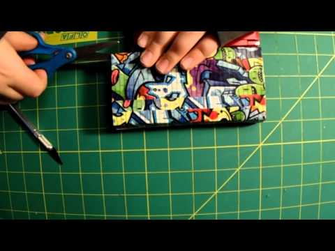 How To: Make a duct tape 3DS case