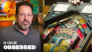 Inside This Epic 1,700+ Pinball Machine Collection | WIRED