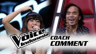 Kaka Tepuk Tangan Yee Untuk Vanessa | Live Show 2 | The Voice Indonesia 2016