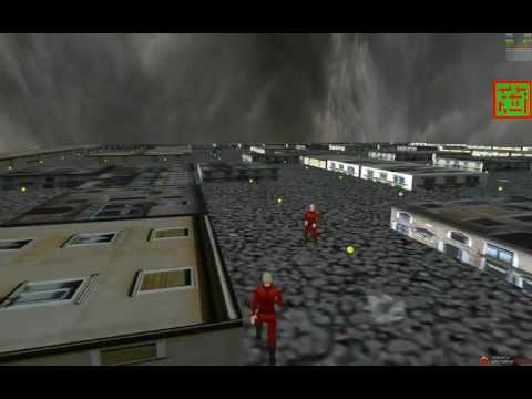 flash 3d fps game with alternativa3d and MouseLock