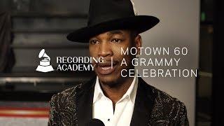 Ne-Yo Talks How The Temptations Influenced His Personal Style   Motown 60: A GRAMMY Celebration