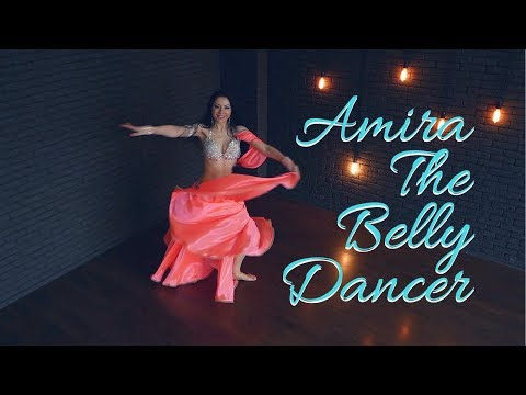 Amira The Belly Dancer // Book Now At Warble Entertainment