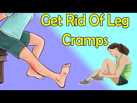 How To Get Rid Of Leg Cramps - Fix It Naturally