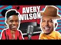 Stevie Mackey and Avery Wilson sing
