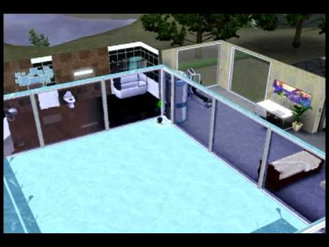 Sims 3-My Sim can dive!