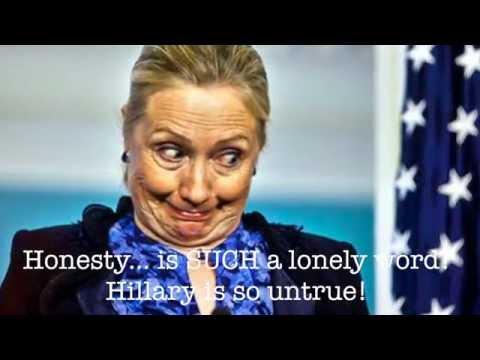 Hillary Clinton Song -
