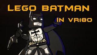 LEGO Batman in VR180