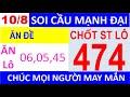 Download  Soi CẦu MẠnh ĐẠi 4   Ngày 10/8/2020 | Soi Cầu Đan Nguyên 10/8 | Thánh Lô Xsmb  Thần Tài Chốt Số 10/8 MP3,3GP,MP4