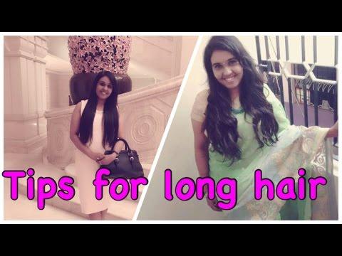 How to grow your hair long & strong really fast    Nivi Mudaliar