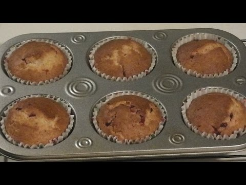 Martha White Strawberry Muffin Mix Review and Demo