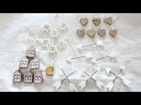 DIY Dough Ornaments