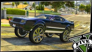 GTA V - Garage Tour Video | All of My Favorite Cars