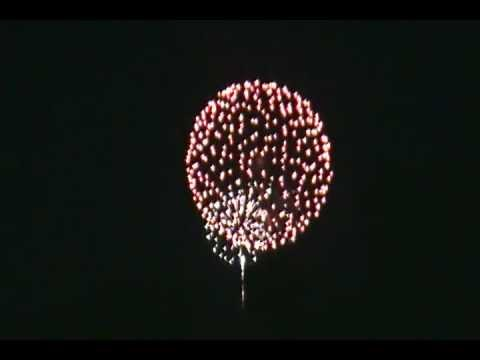 2012 GRAYLING MICHIGAN FIREWORKS by FRED BEAR factory