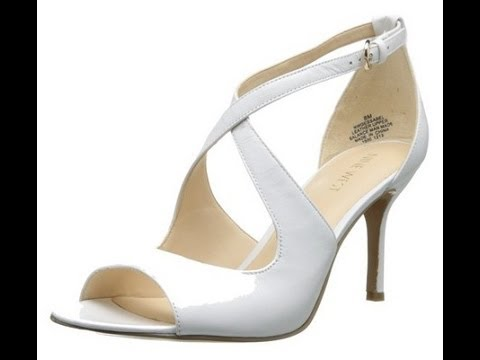 Elegant Shoes - Nine West Women's Gessabel Leather Dress Pump