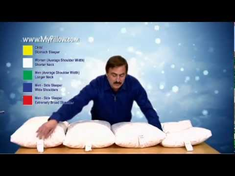 My Pillow: Get the best MyPillow® fit