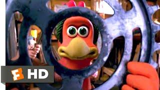 Chicken Run (2000) - Building Suspense Scene (7/10)   Movieclips)