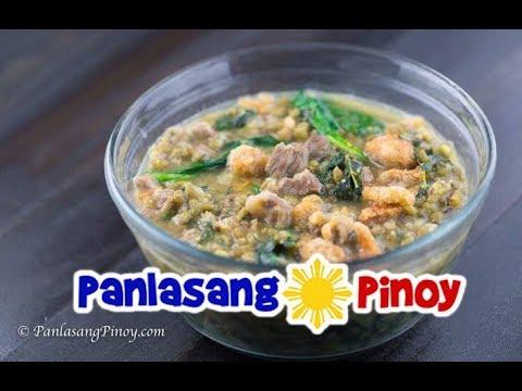 Pork Monggo
