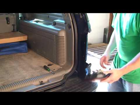 How To Change A Brake Light Bulb