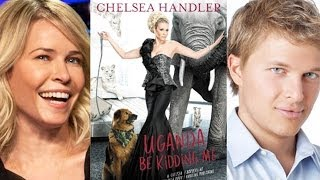 Chelsea Handler In Conversation with Ronan Farrow