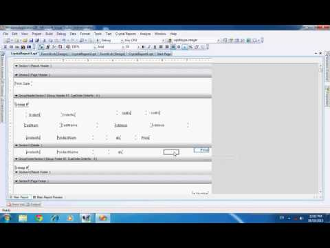 Grouping with multiple tables in Crystal Reports
