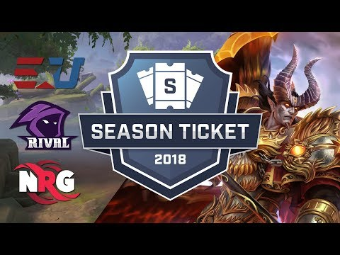 SMITE - Pro League Team Badges (Season Ticket 2018)