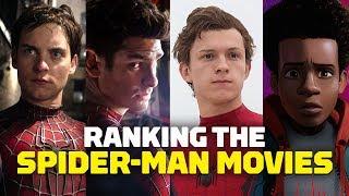 Ranking the Spider-Man Movies (2018 Update)