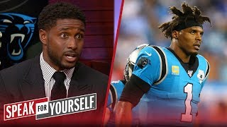 Reggie Bush weighs in on reports that Cam Newton aggravated foot injury | NFL | SPEAK FOR YOURSELF