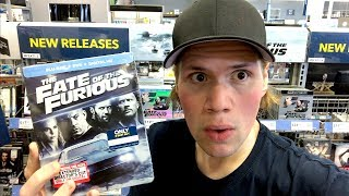 Blu-ray / Dvd Tuesday Shopping 7/11/17 : My Blu-ray Collection Series