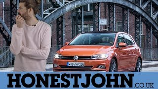 Car review in a few | new Volkswagen Polo 2018