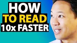 Kwik Brain: How To Read Faster (Episode 7) | Jim Kwik