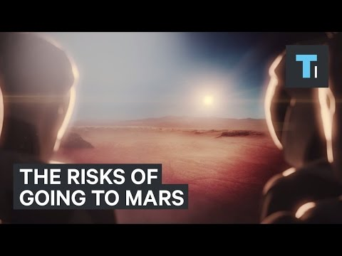Elon Musk On Going To Mars — 'The Probability of Death Is Quite High'