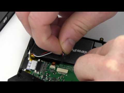 How To Replace Your Mio DigiWalker C323 Battery