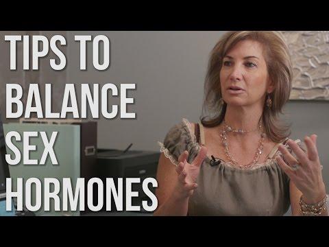 Balancing Hormones Naturally, Estrogen & Progesterone w/ Dr. Shari Caplan