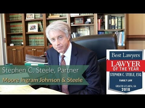 Family Law Attorney Stephen C. Steele | Marietta Family Law & Civil Litigation Attorney