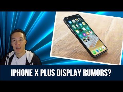 Nukem384 News: iPhone X Plus Leak!