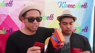 Nabil dan Danial Lawak Solo di Teluk Kemang Festival 2016