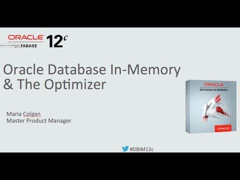 DBIM Workshop part 4 Database In-Memory & The Optimizer