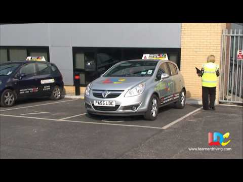 UK Driving Test 1/6 - LDC driving schools