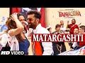 Matargashti Video Song Mohit Chauhan Tamasha Ranbir Kapoor D