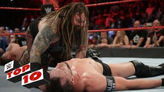 Top 10 Raw moments: WWE Top 10, May 1, 2017