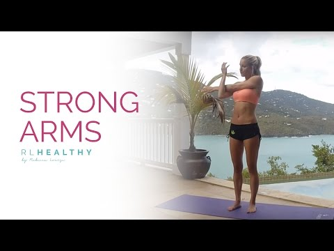 Strong Arms | Rebecca Louise