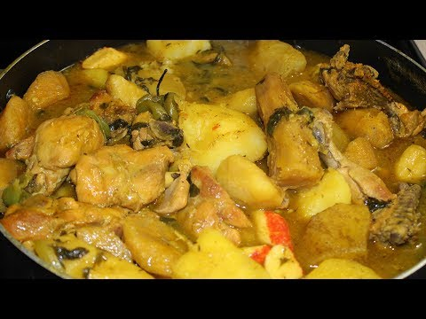 How to Make the BEST Bouillon Poule| Haitian chicken & vegetable stew