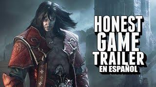 CASTLEVANIA (Honest Game Trailers en Español)