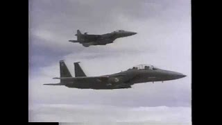 """Thunder In The Gulf"" - Air Combat in Desert Storm"