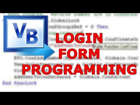 [Tutorial] Simple Login Form - VB.net / Visual Basic Programming